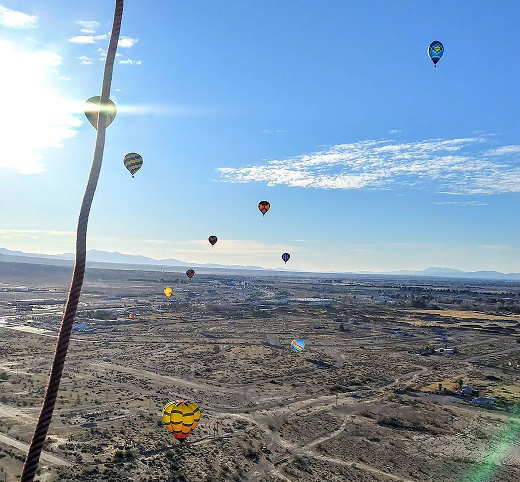 Pahrump Chamber of Commerce Pahrump Chamber of Commerce Executive Director Jenney Sartin said a ...