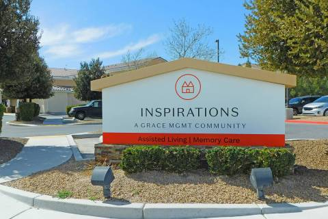 Robin Hebrock/Pahrump Valley Times A Drive-Thru Senior Fair is set to take place at Inspiration ...