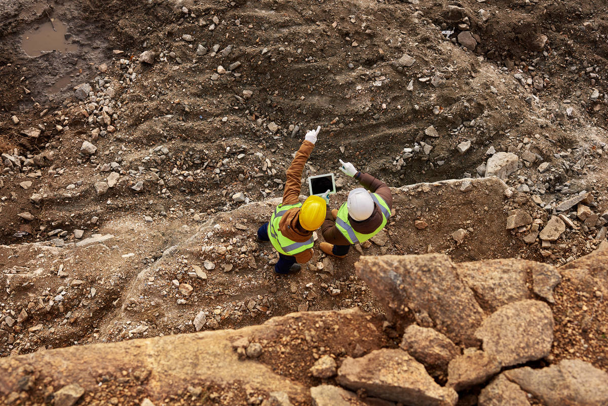 Getty Images The state has two key characteristics miners look for—best practice for mineral ...