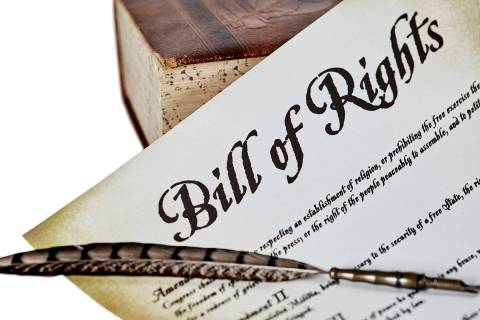 Getty Images Nye County has been proclaimed a Bill of Rights Sanctuary.