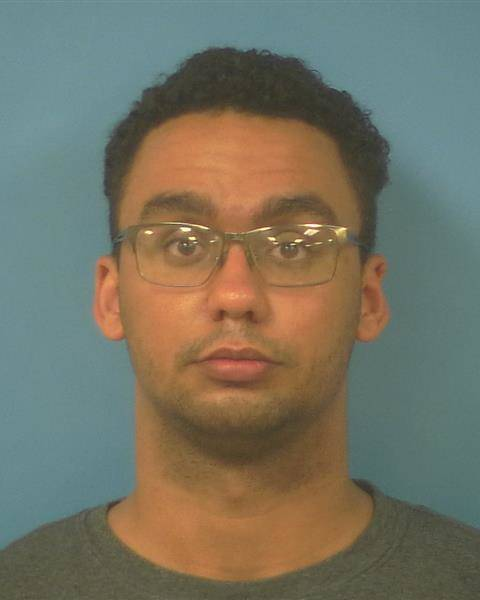 Selwyn Harris/Pahrump Valley Times Walmart assistant manager Kyle Johnson faces one count of e ...