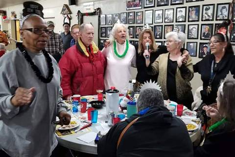 Special to the Pahrump Valley Times Pahrump Senior Center staff and are looking forward to ret ...
