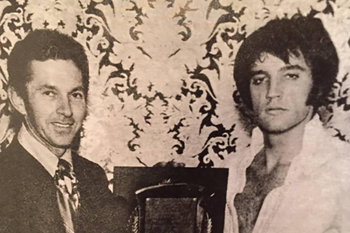 Bobby Morris and Elvis (Bobby Morris)