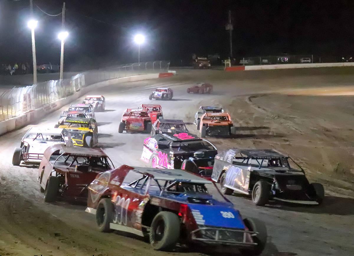 File photo Racing returns Saturday to Pahrump Valley Speedway, with Mini Stocks, Super Stocks, ...