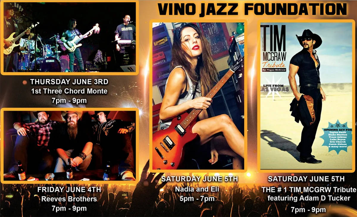 Special to the Pahrump Valley Times As detailed on a flyer for the event, there are several not ...