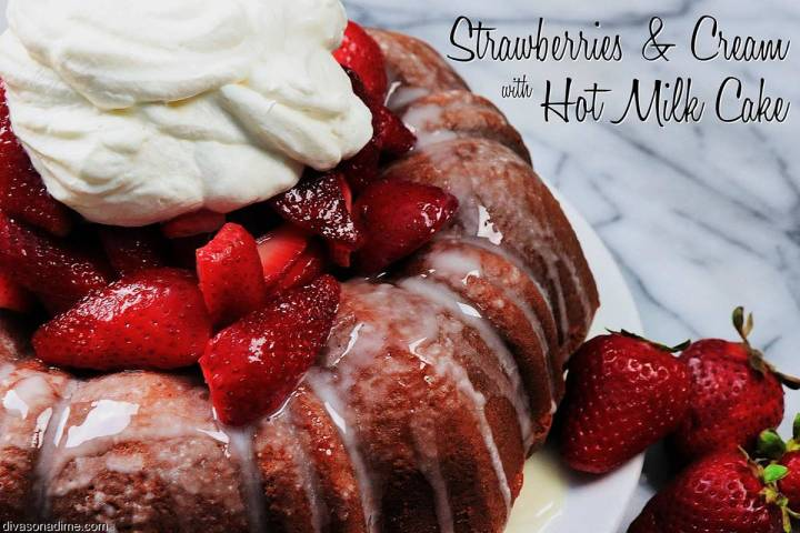 Patti Diamond/Special to the Pahrump Valley Times Today is National Strawberries and Cream Day ...