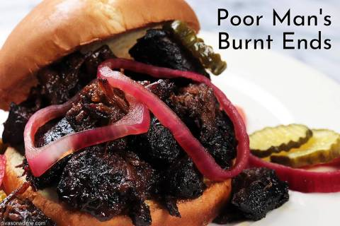 Patti Diamond/Special to the Pahrump Valley Times This recipe uses a chuck roast instead of a b ...