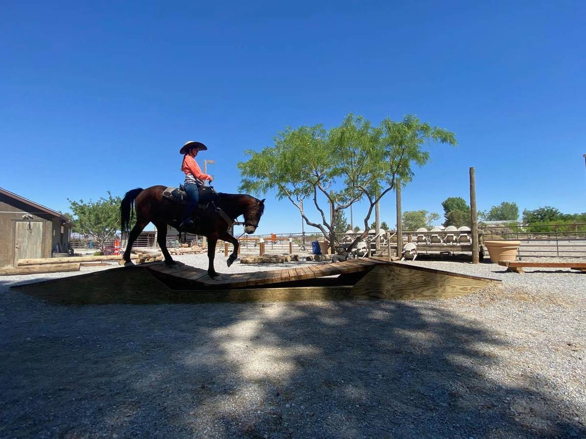 Nevada Discovery Ride This year, Szesciorka began her journey in Las Vegas and rides on average ...