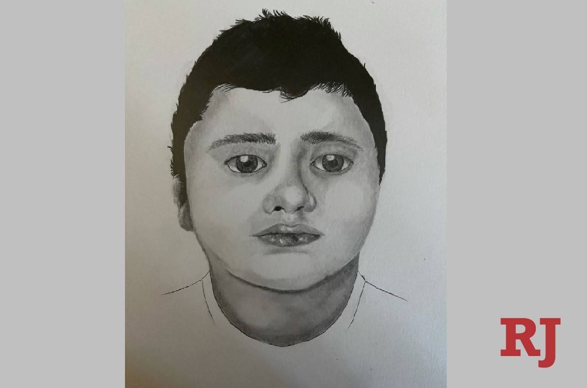 The body of a boy was found Friday between Las Vegas and Pahrump. The boy was described as a Hi ...