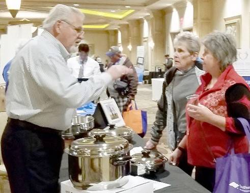 Special to the Pahrump Valley Times The expo, part of a series of events across Southern Nevad ...