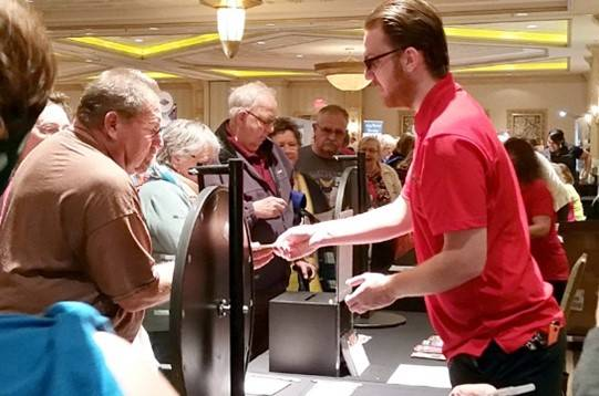Special to the Pahrump Valley Times The Pahrump Senior Expo will kick off at 10 a.m. on Friday ...