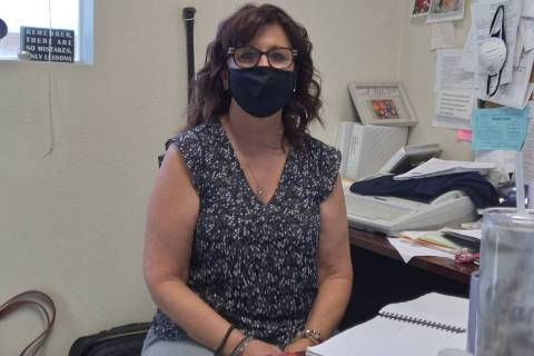 Selwyn Harris/Pahrump Valley Times Nye County Health and Human Services Director/Public Guardia ...