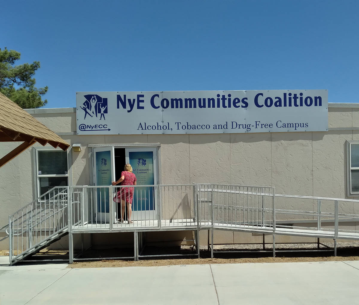 Selwyn Harris/Pahrump Valley Times The 6th annual social services fair will be held at the NyE ...