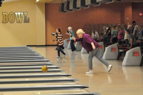 Horace Langford Jr/Pahrump Valley Times file The Pahrump Nugget Bowling Center hosted the Pahru ...