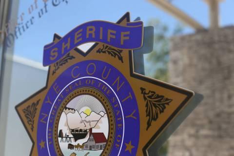 Rachel Aston/Las Vegas Review-Journal The Nye County Sheriff's office.