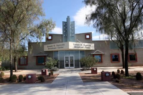 Nevada Public Radio in Las Vegas Thursday, June 24, 2021. (K.M. Cannon/Las Vegas Review-Journal ...