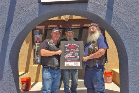 Special to the Pahrump Valley Times The Veterans of Foreign Wars Post #10054 will be the venue ...