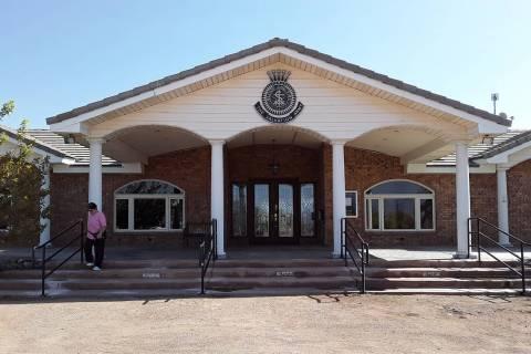 Selwyn Harris/Pahrump Valley Times Vacation Bible School returns to Pahrump's Salvation Army Se ...