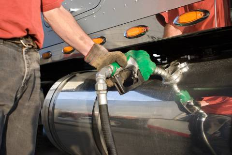 Getty Images Nye County is considering the possible establishment of a local diesel tax and is ...