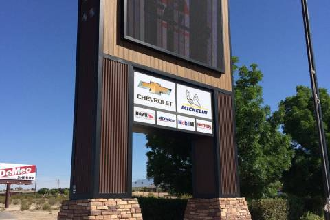 Robin Hebrock/Pahrump Valley Times The track is hiring for several positions, from entry-level ...