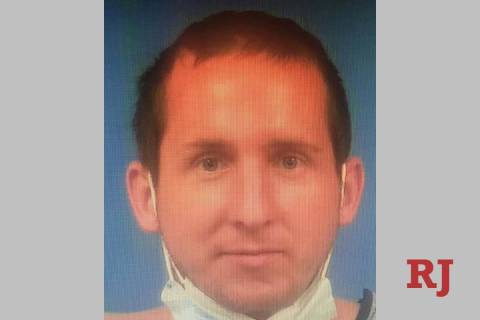 Tyler Kennedy (Nye County Detention Center)