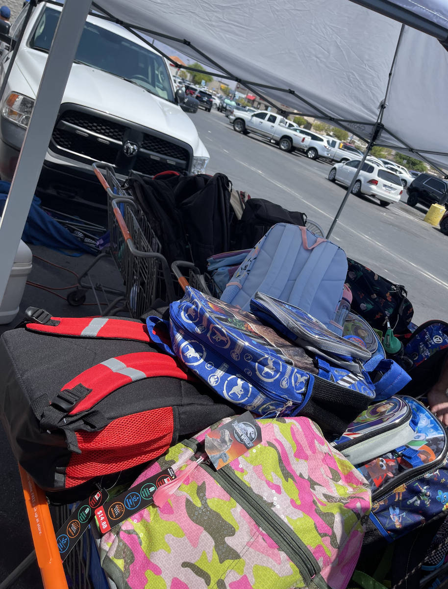 Nye County Sheriff's Office The Nye County Sheriff's Office held its seventh annual drive for ...