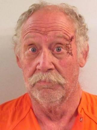 A March 2021 mug shot of John Dabritz (Nevada Highway Patrol)