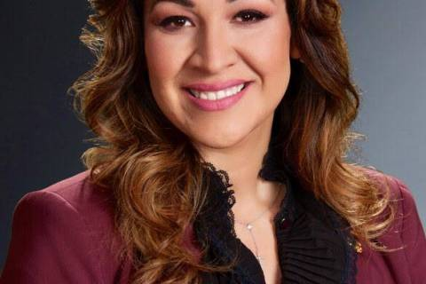 Special to the Pahrump Valley Times Angelica Pulido-Hull, Wells Fargo Southern Nevada Branch B ...