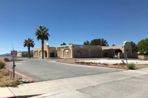 Robin Hebrock/Pahrump Valley Times The Pahrump Medical Center consists of two buildings located ...