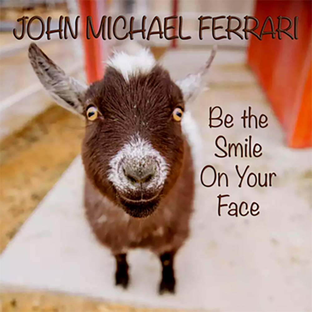 """Special to the Pahrump Valley Times The album """"Be the Smile on Your Face"""" earned John Michael F ..."""