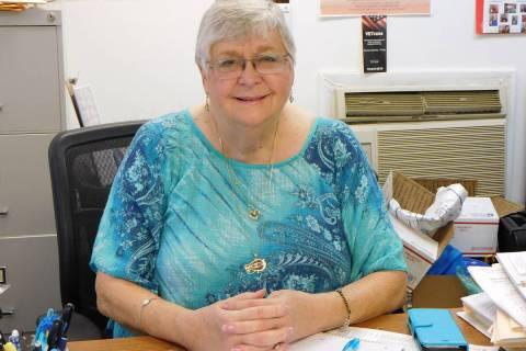 Robin Hebrock/Pahrump Valley Times RSVP Nye County Field Representative Tonya Brum has been nam ...