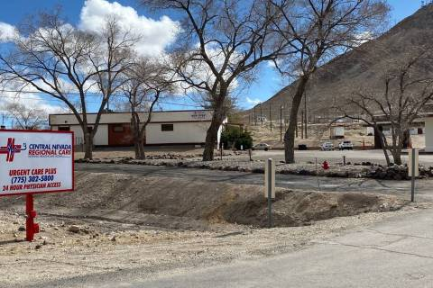 Special to the Times-Bonanza Central Nevada Regional Care at 825 S. Main Street in Tonopah.