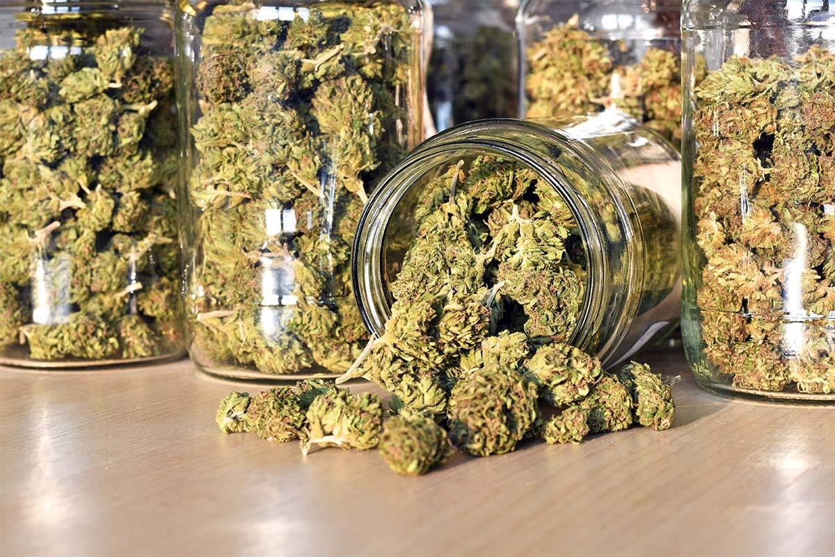 Getty Images A second marijuana dispensary in Pahrump is set to begin construction in the near ...