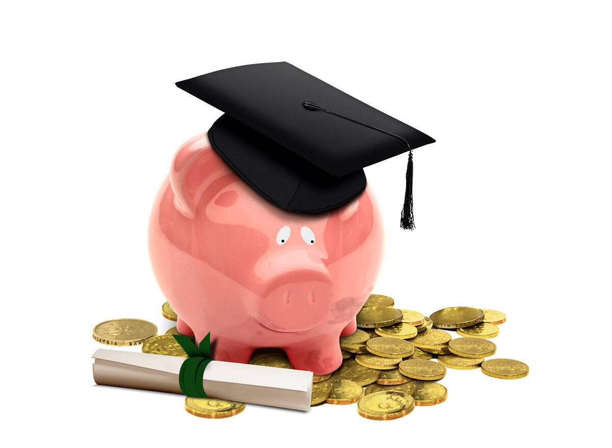 Getty Images The Nevada Treasurer's Office offers a variety of college savings programs that ca ...