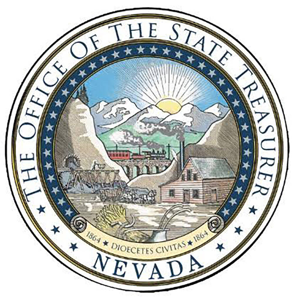Special to the Pahrump Valley Times The Nevada Treasurer's Office is emphasizing the importance ...
