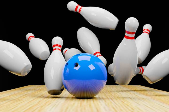 Getty Images The next bowling event at the Pahrump Nugget will be for the 500 Club members and ...