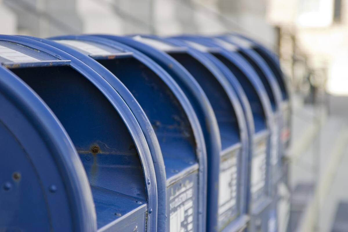 """Getty Images """"The complaint requests that the commission order the postal service to request ..."""