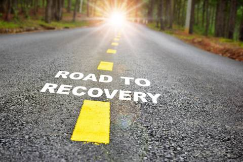 Getty Images The road to recovery, whether it is from a drug or alcohol addiction, mental healt ...